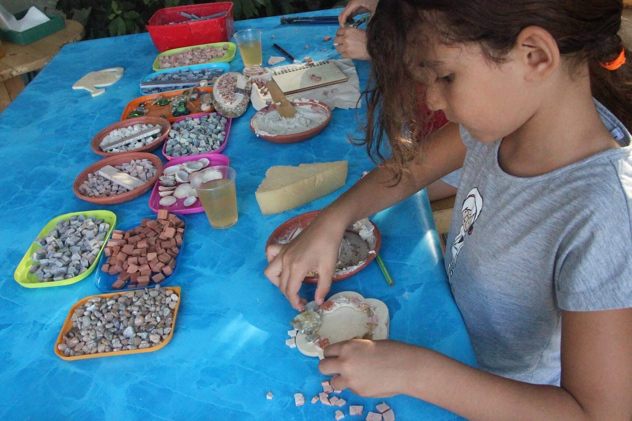 CAYA - Ceramic mosaic